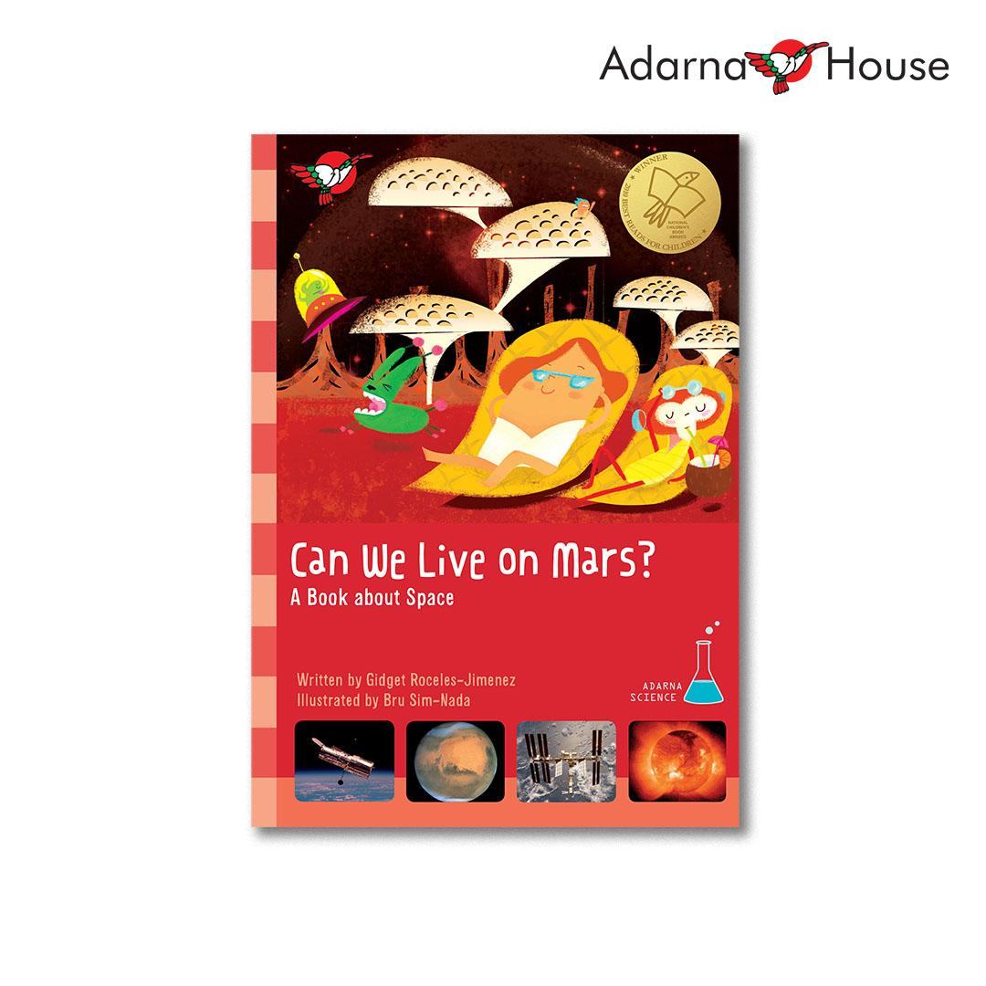 Can We Live on Mars? Non Fiction - for Grade School, English Text