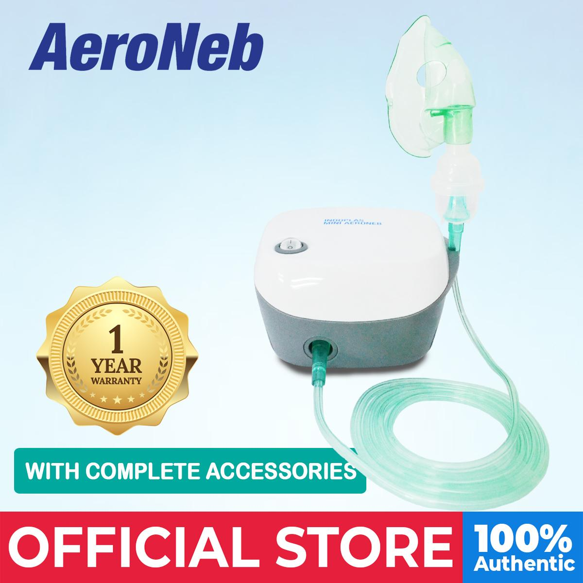 Indoplas Aeroneb Mini Nebulizer - Japan Quality By Medical Supplies Philippines.