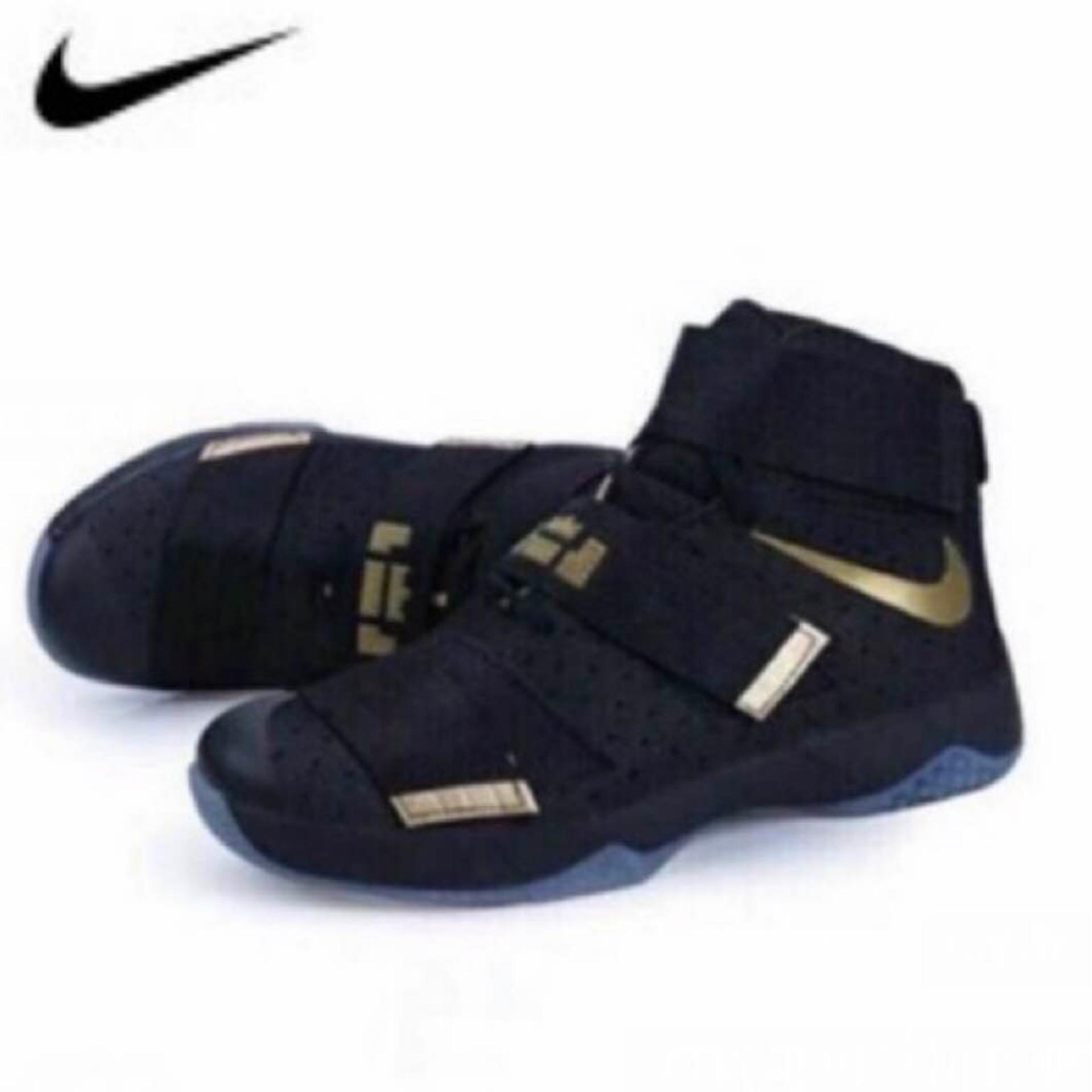 timeless design ce2e5 8127f NIKE JAMES LEBRON SOLDIER 10 HIGH CUT BASKETBALL SHOES FOR MEN 1767M