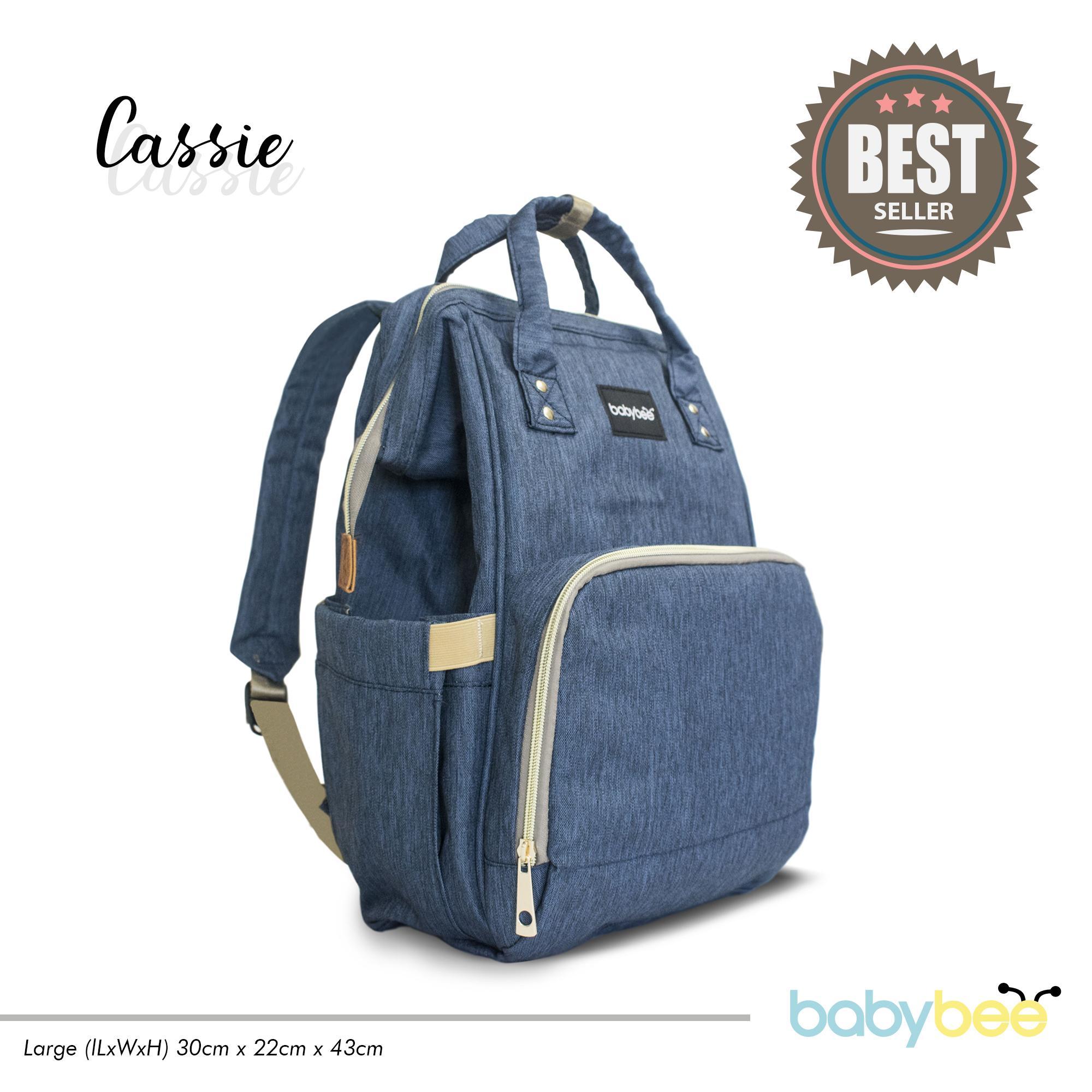 3c19dab370 (UPGRADED) Fashion Maternity Babybee Nappy Bag Large Capacity Baby Bag  Travel Backpack Desiger Nursing