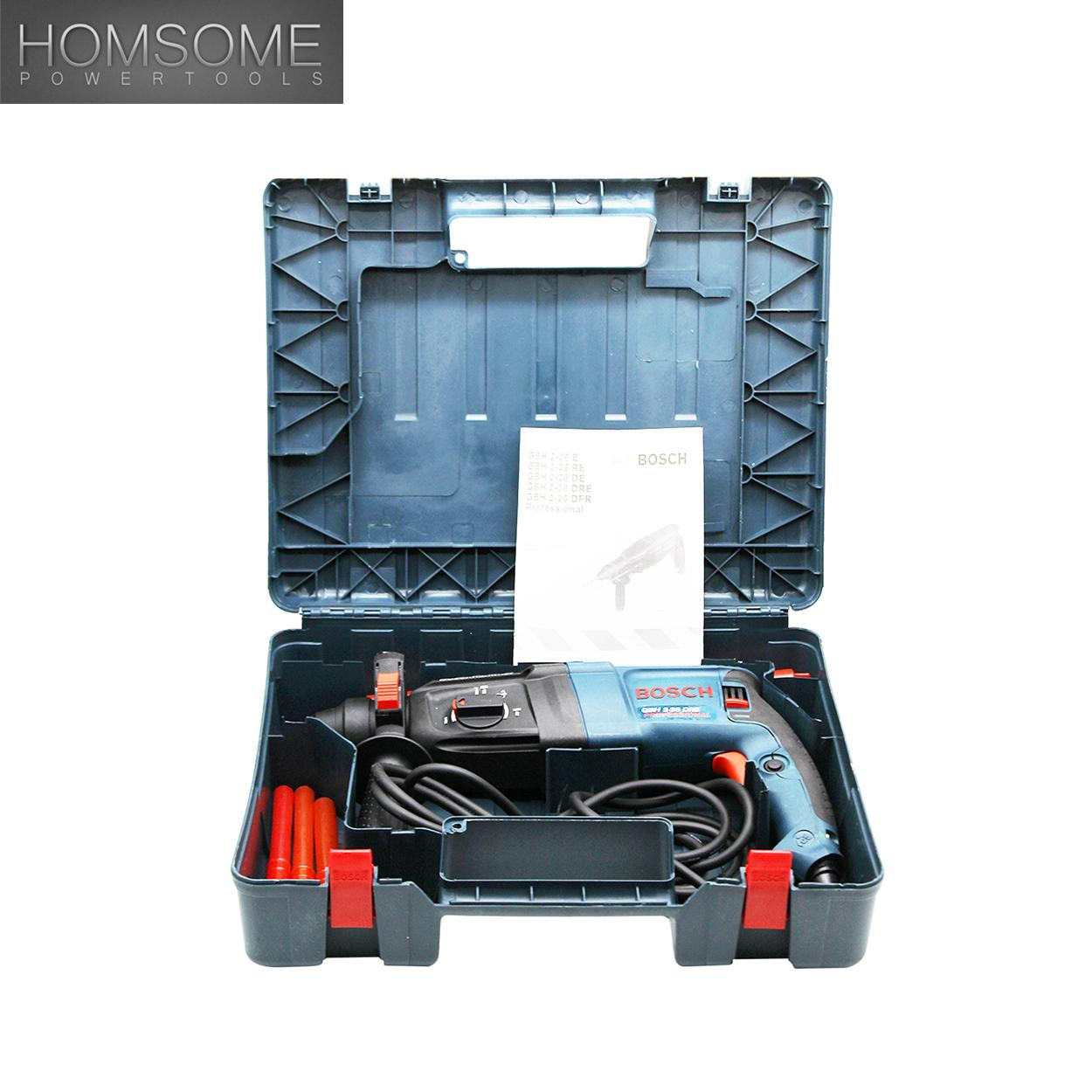 Professional Gbh 2-26 Dre Rotary Hammer By Homsome Bag.