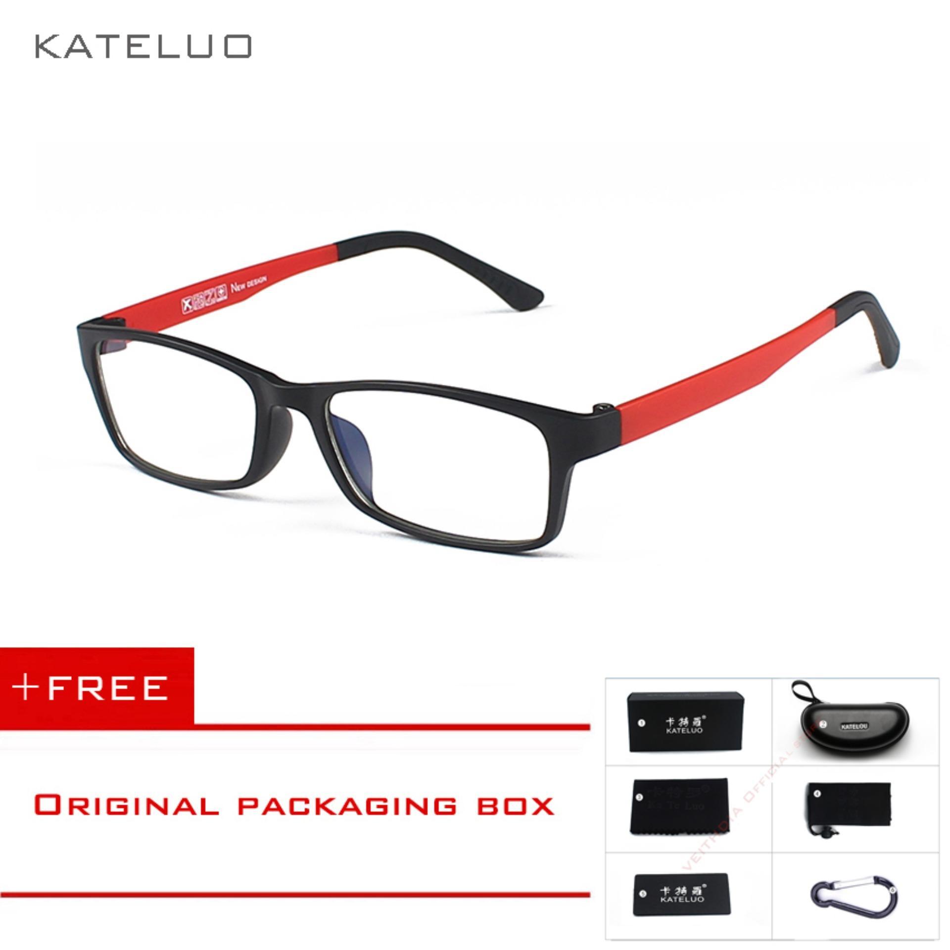 fd784f3065 KATELUO ULTEM(PEI)- Tungsten Computer Goggles Anti Blue Laser Fatigue  Radiation-resistant