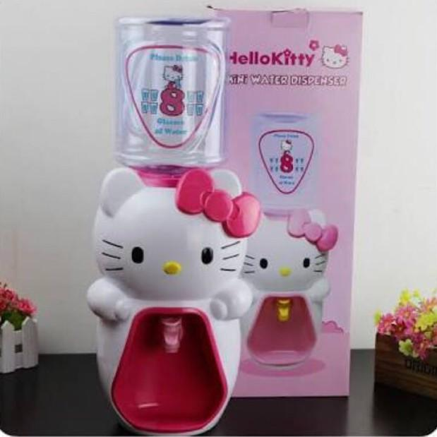 Kitty Water Dispenser By Seasonal Sales.