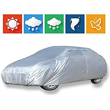 Fs Waterproof Car Cover For Sedan Cars - 3l By Four Season Shop.