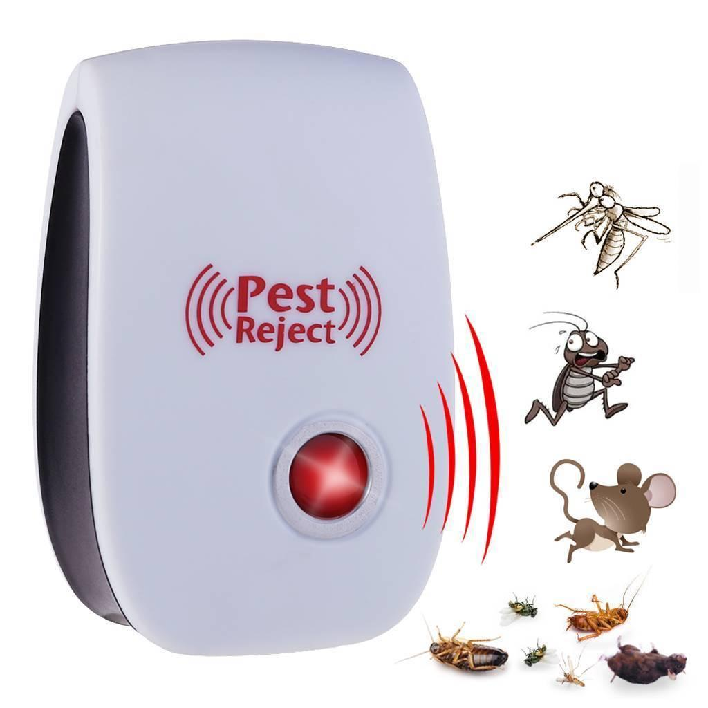 Ultrasonic Electronic Home Anti Mosquito Rat Control Repeller By A&t.