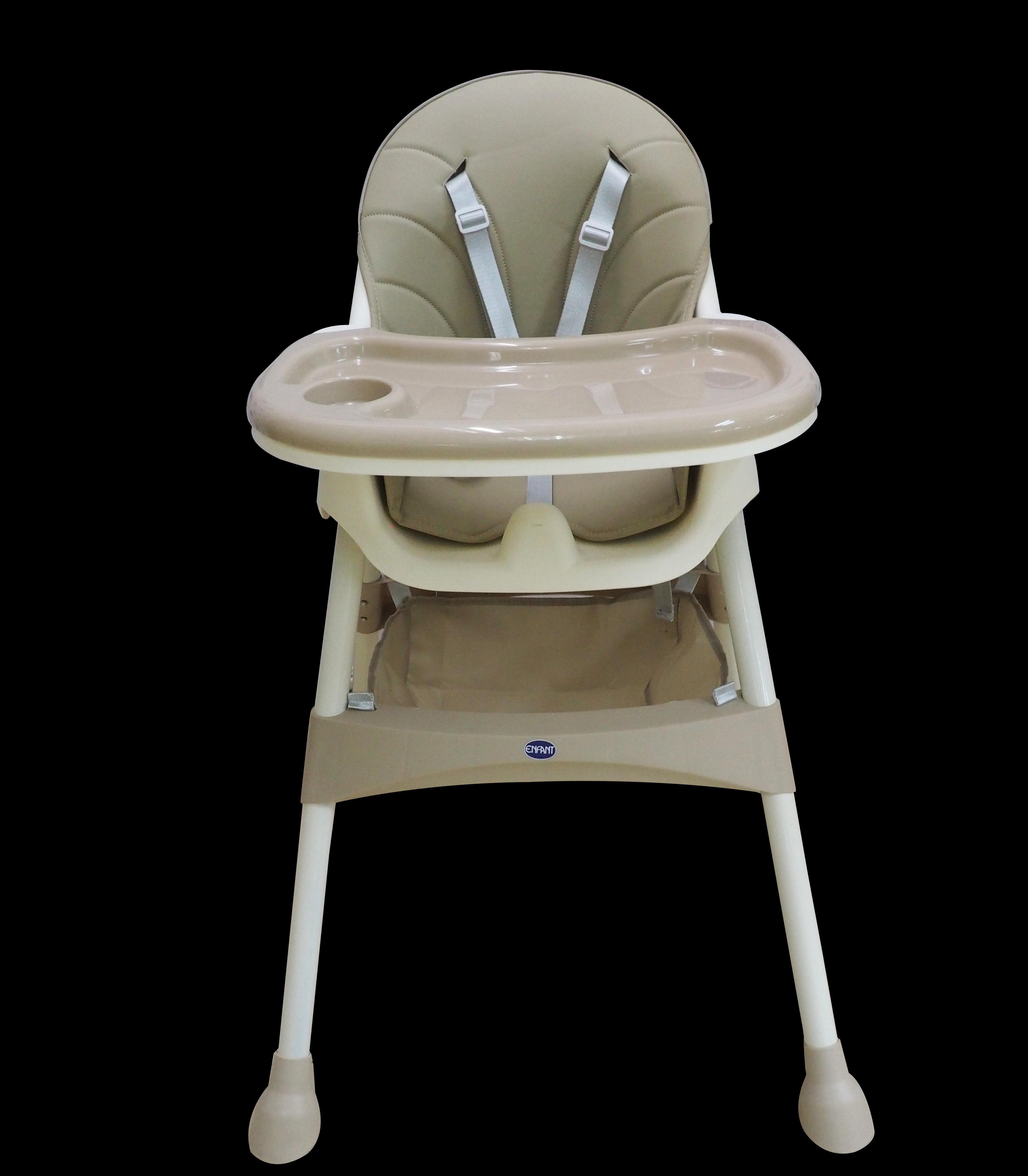 Enfant Modern Baby High Chair Beige And Green Lazada Ph