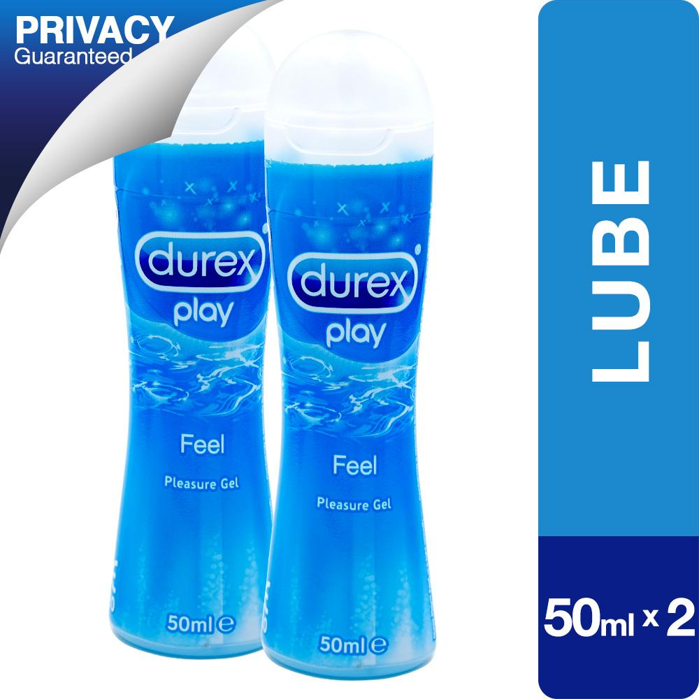 Play 50 Ml Set Of 2 By Official Store Durex.