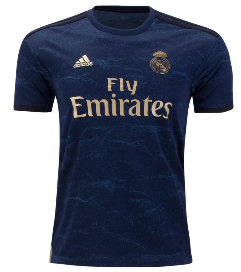 wholesale dealer da38e fae3b High quality Real_Madrid 2019-20 season home jersey