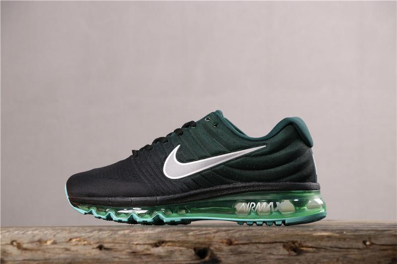 Original Authentic_Nike_Air_Max 2017 Men And Women Shoes Full Palm Air Cushion Cushioning Sports Running Shoes 849559-040 Siêu Ưu Đãi tại Lazada
