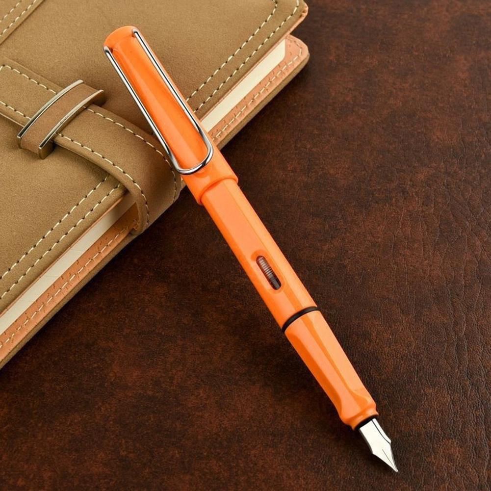 Student Calligraphy Practice Fountain Pen Smooth Writing Extra Fine Nib Pen Call