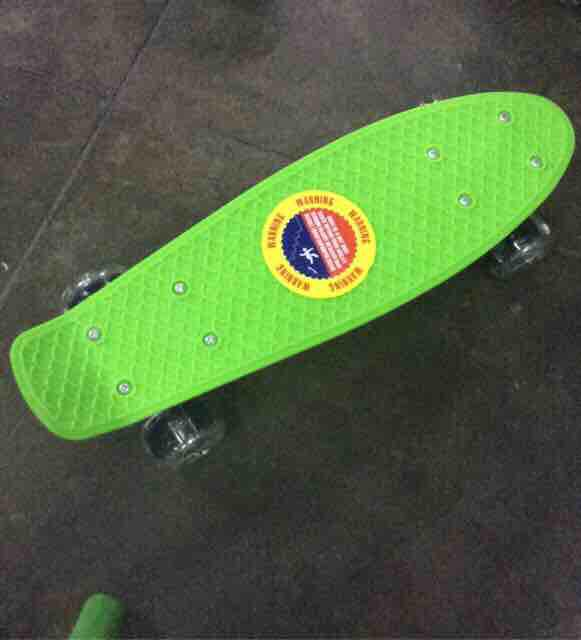 Kf Penny Board By Kf.beauty Sky.
