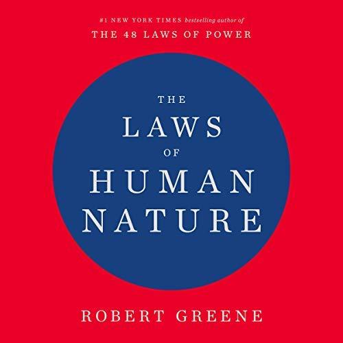 [audiobook] The Laws Of Human Nature By Audiobooks.
