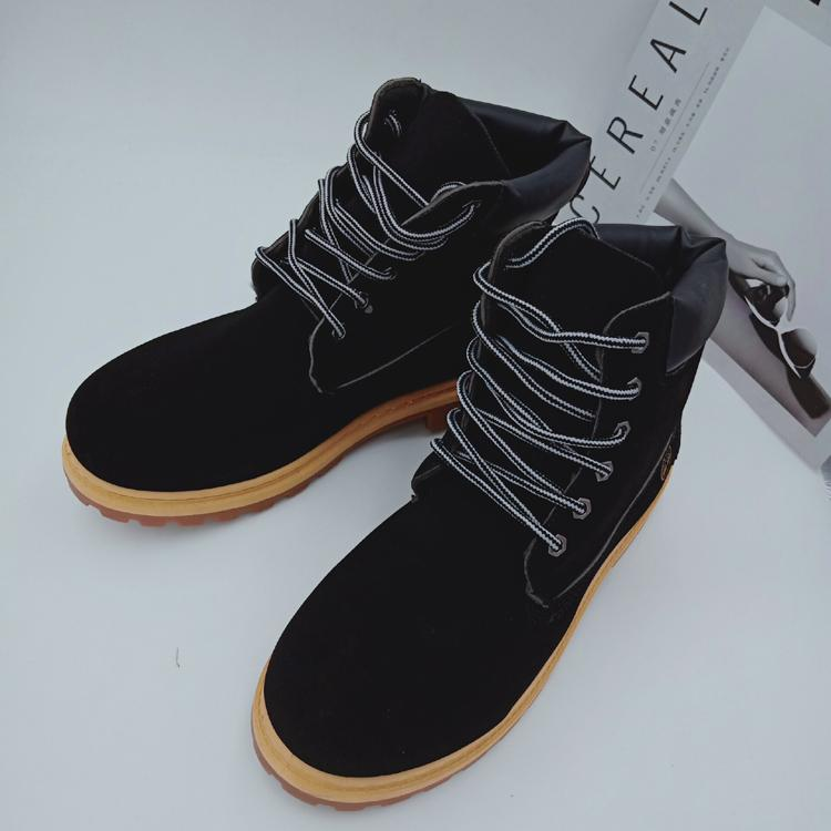 abc44b8445735 Men Fashion Martin boots Korea Short Boots Boy Work/Casual Ankle Boots