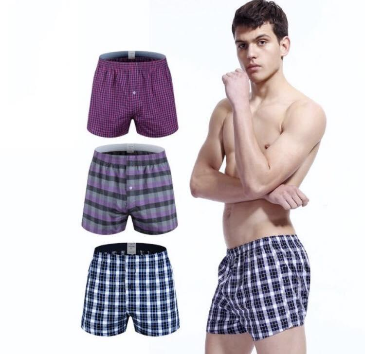 Xm 6 Pcs Fashion Boxer Short For Adult/for Men/assorted Design-Color By Xm Shop.