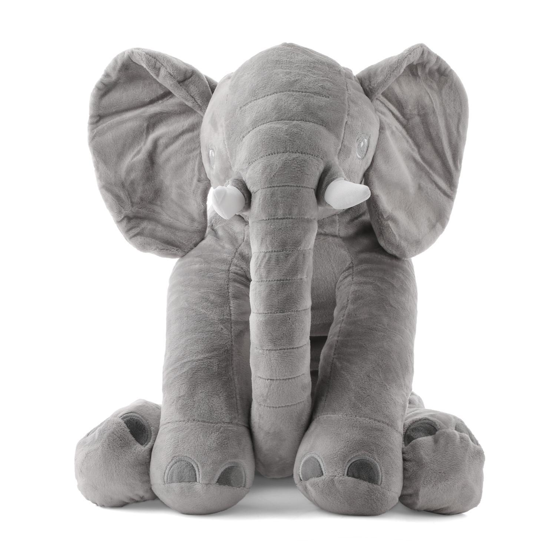 Elephant Plush 16in