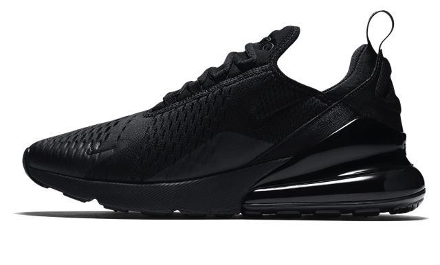 3da3b83178f Women Whiteblackblue Flyknit Running Air For 270 Nike Scarpe Max zq84X