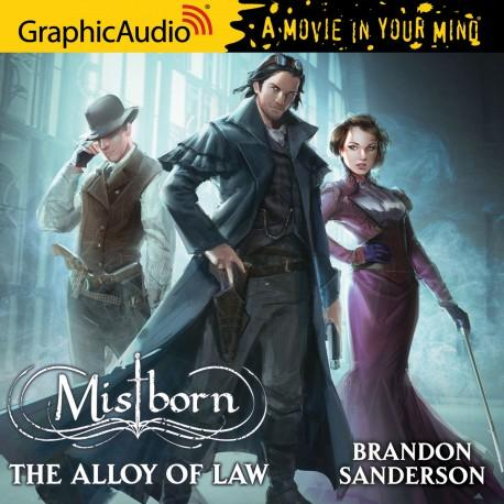 [audiobook] Mistborn - The Alloy Of Law By Brandon Sanderson By Audiobooks.