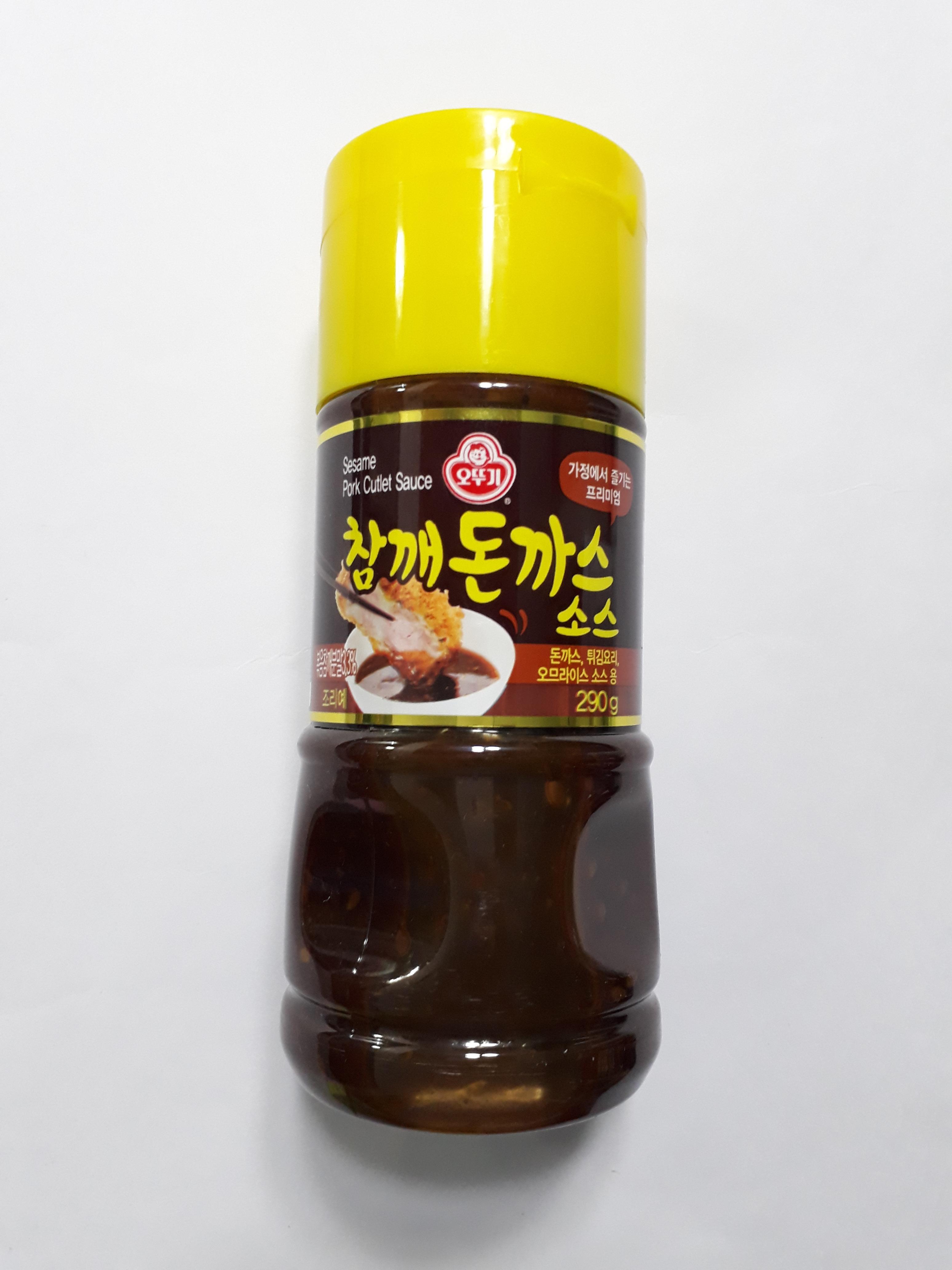 Sesame Pork Cutlet Sauce Japanese Tonkatsu Sauce Dip 290g Lazada Ph