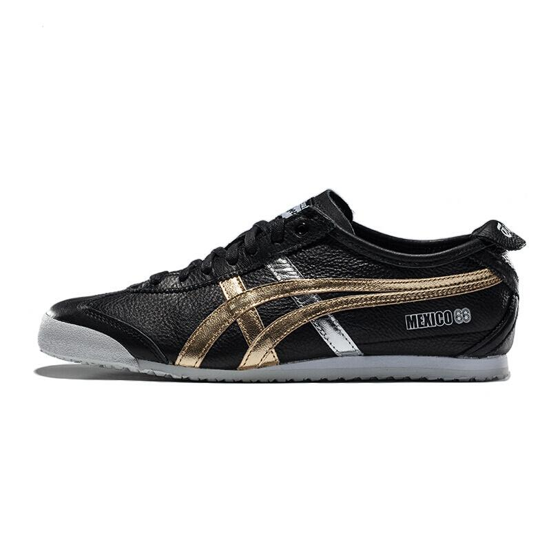 new product 6a367 38498 [TRENDING] Onitsuka Tiger TIGER Leisure MEXICO66 Men's Shoes Female Li  Yuchun Celebrity Style Athletic Shoes D507L