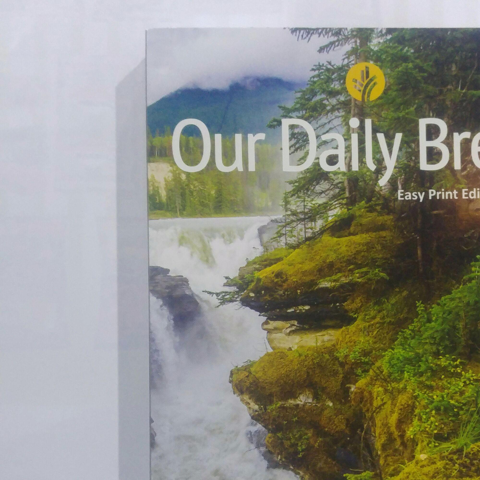 Devotional Our Daily Bread 2019