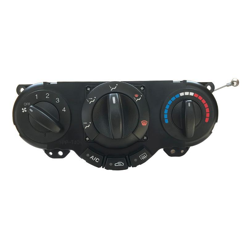 Car A/C Heater Control Panel 96615408 Air Conditioner Climate Switch For Daewoo Lacetti Chevrolet Nubira Optra Excelle