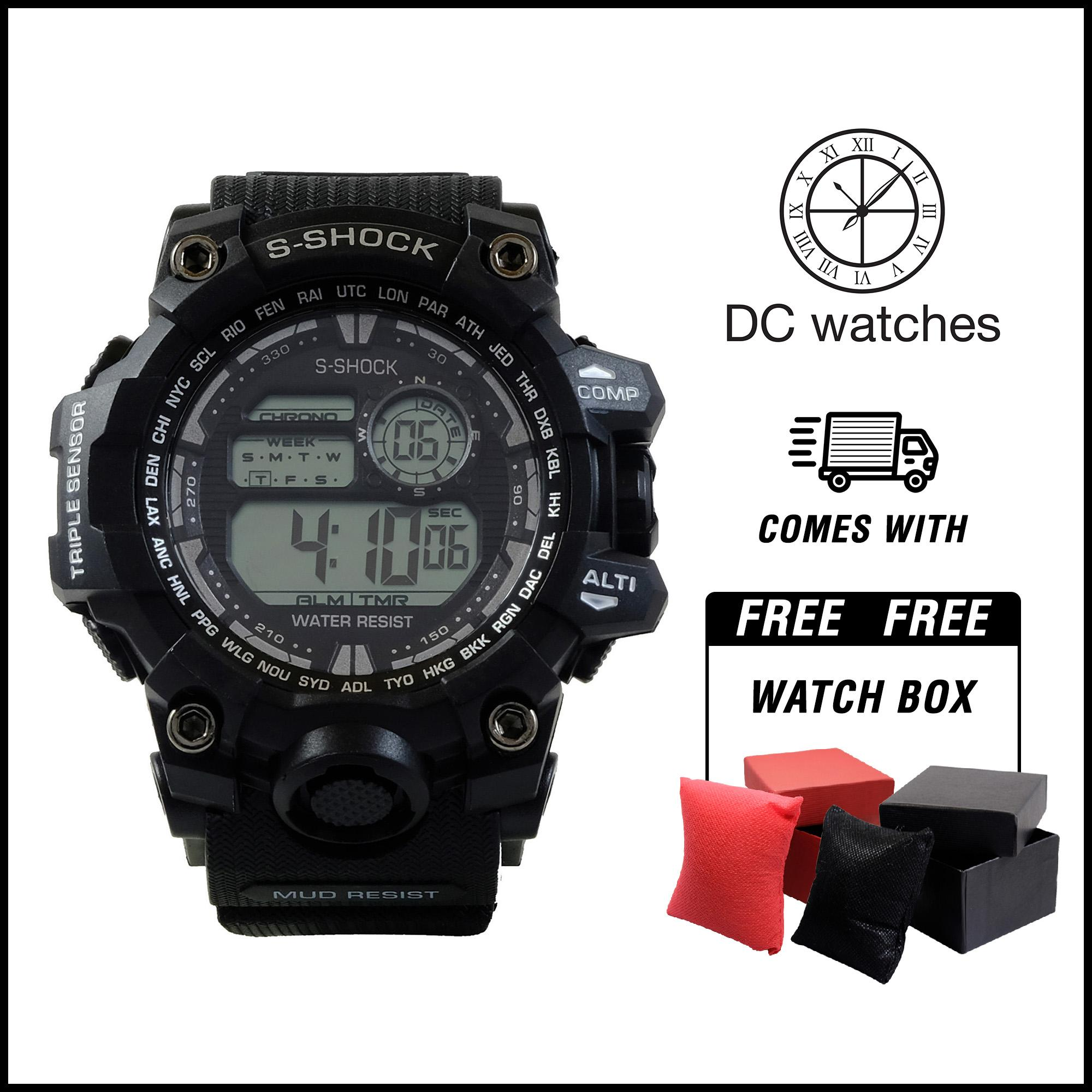 Watches Independent High Quality Boys Girls Digital Watches Led Red Light Student Sports Bracelet Watch Giving Children Gift Of Colorful Life