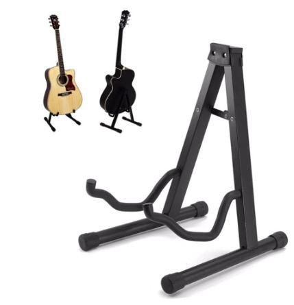 Portable Guitar Stand (Black)