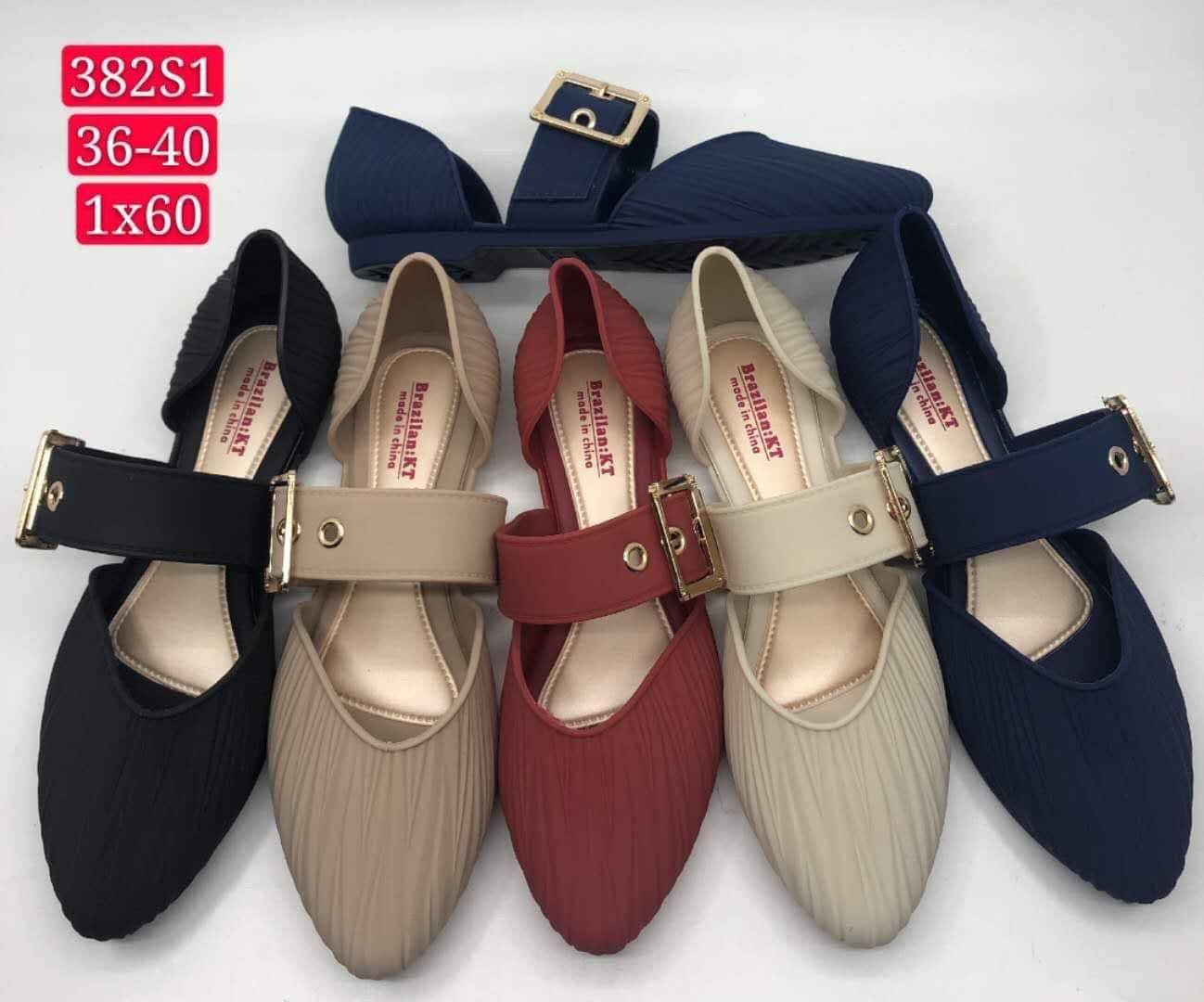 f9a8f44ae22 FLAT SHOES FOR WOMEN: Buy sell online Flat Sandals with cheap price ...