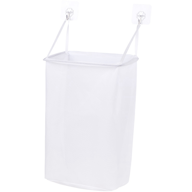 Wall Hanging Laundry Basket Underwear Socks Storage Barrel Clothing Storage Bucket Laundry Organizer Holder Pouch Household Duy Nhất Khuyến Mại Hôm Nay