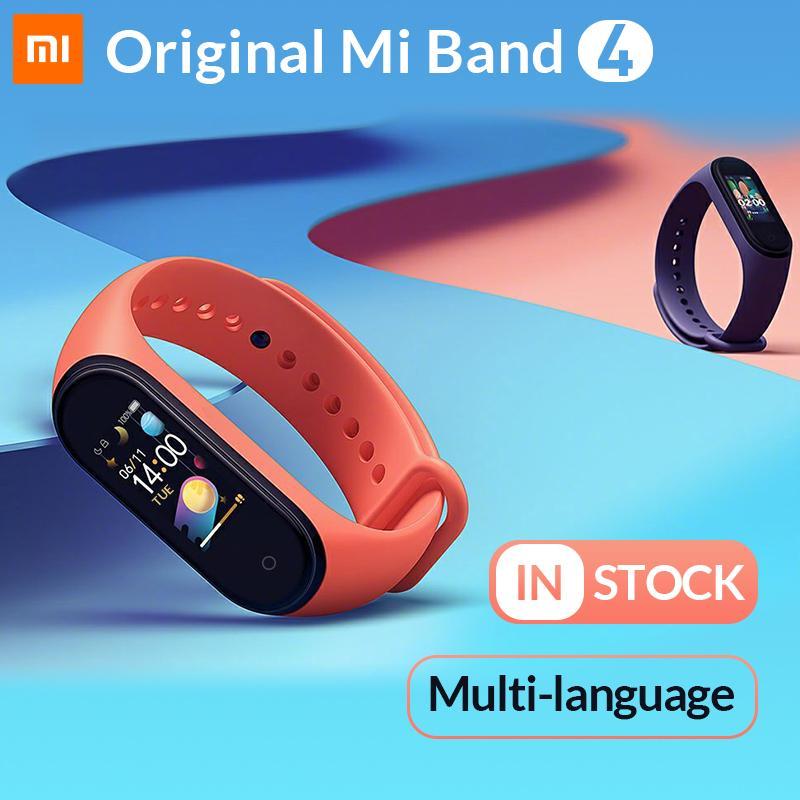 [Global Version / CN Version] Xiaomi Mi Band 4 In Stock