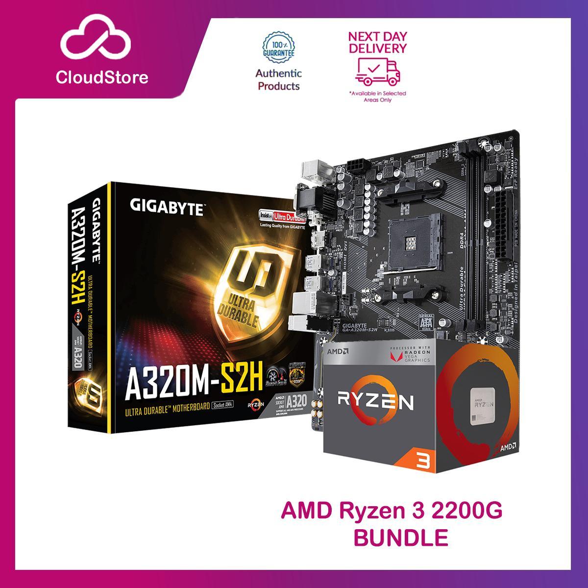 87c15b3581d4 Amd Ryzen 3 2200G Processor Socket Am4 3.5ghz with Radeon Vega 8, Ryzen3 2nd