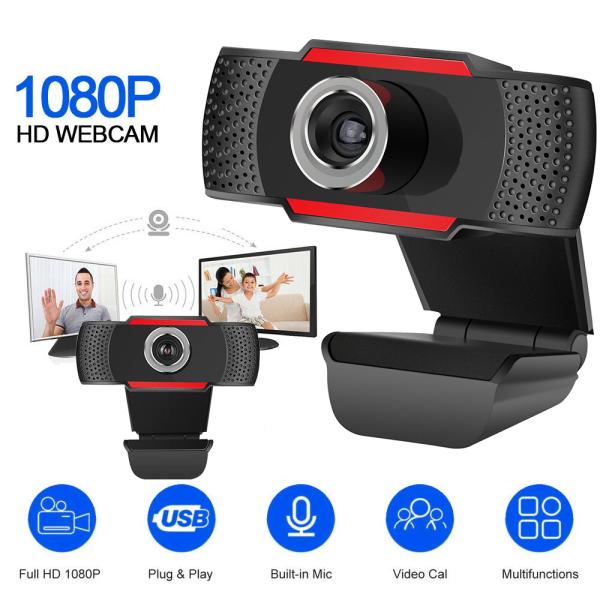 Bảng giá PangYa Webcam Máy Tính Gia Đình HD 1080P Máy Ảnh Máy Quay Web Kỹ Thuật Số Có Mic, Cho Máy Tính Xách Tay Máy Tính Để Bàn USB2.0 Với Ống Kính Thủy Tinh Chất Lượng Cao Phong Vũ