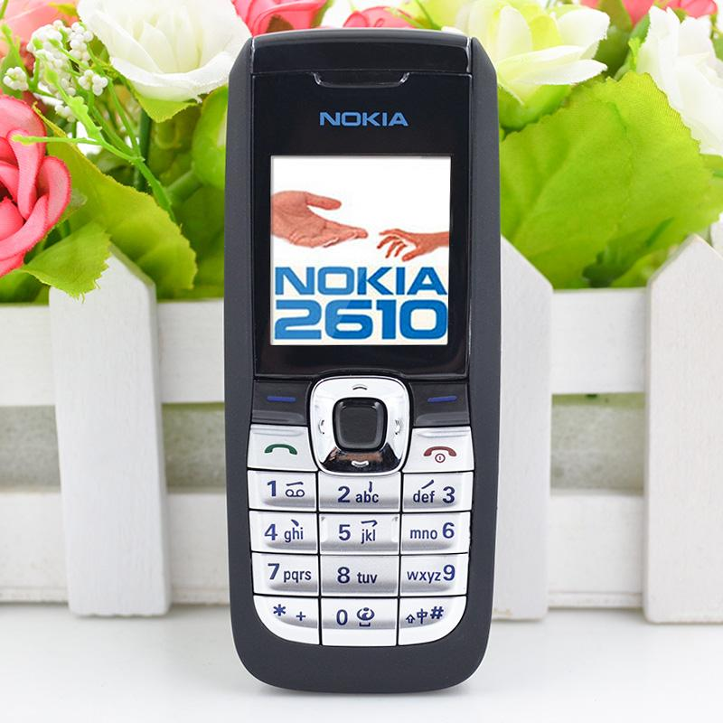 Nokla 2610 Basic Cellphone By Cellphone Mall.
