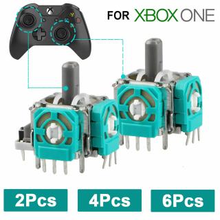 Topdigit [Còn Hàng] [Giao Hàng Nhanh] Topdigit [Hàng Có Sẵn] Bộ Điều Khiển 3D Thay Thế 4x Mô-đun Cảm Biến Analog Trục Cần Điều Khiển Cho Xbox One thumbnail