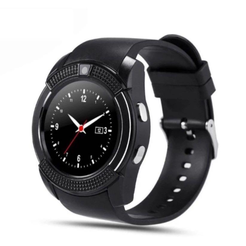 Top Selling V8 Fashion Smart Watch Clock With Sim Tf Card Slot Bluetooth By Bluestar.