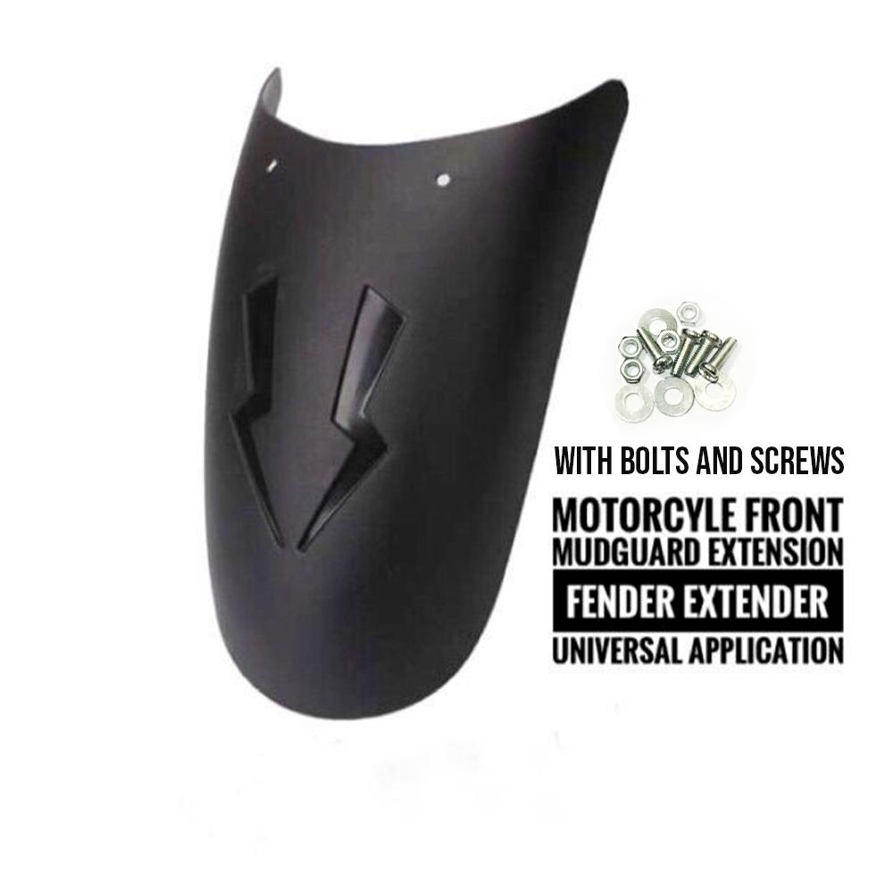Universal Front Fender Extension With Bolts By Moto_rs.