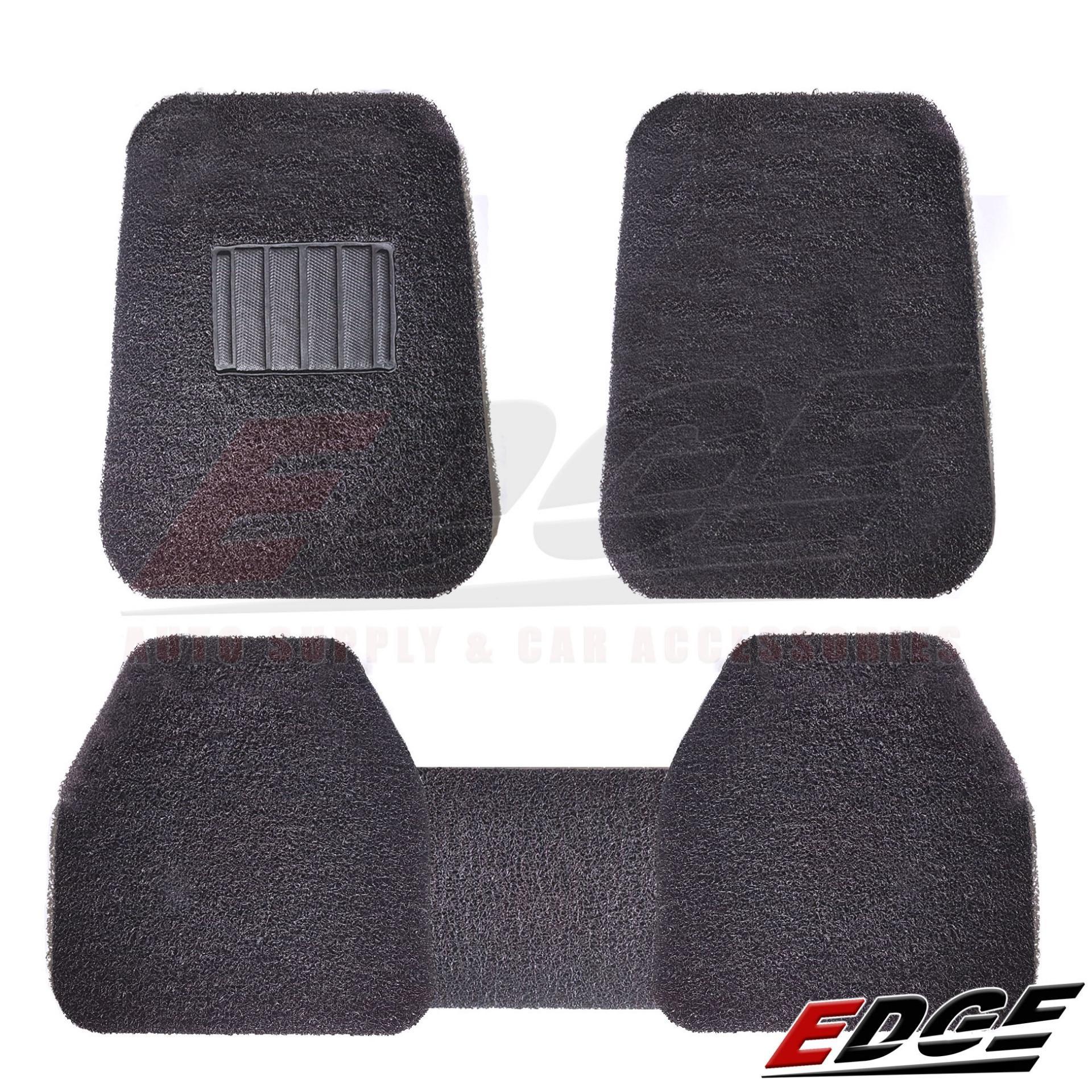 Universal SPAGHETTI / COIL Rubber Matting 5pcs/set // car mat floor guard protection