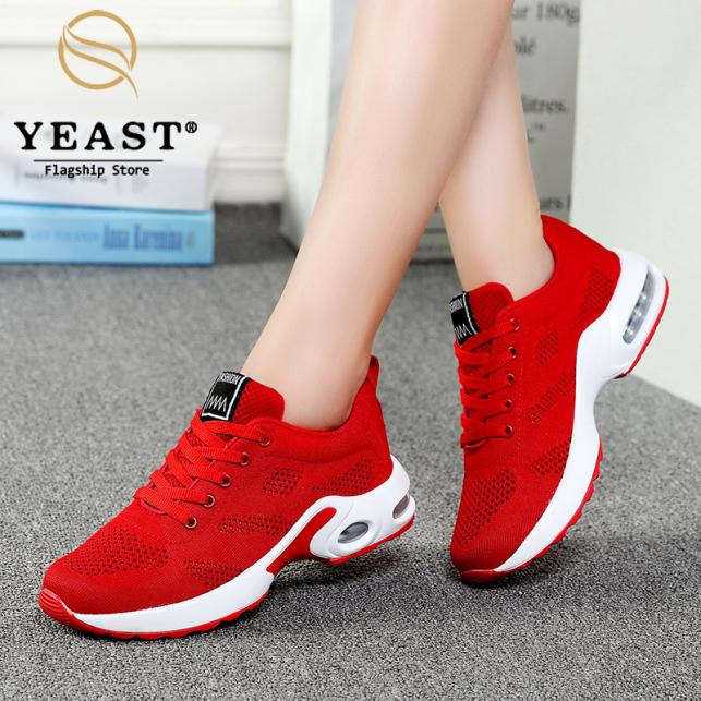Sneakers Phụ Nữ 2002 Giày Chạy Cho Phụ Nữ Giày Thể Thao Nữ Hàn Quốc, Giày Đi Bộ Ngoài Trời, Phụ Nữ Giày Nữ giá rẻ