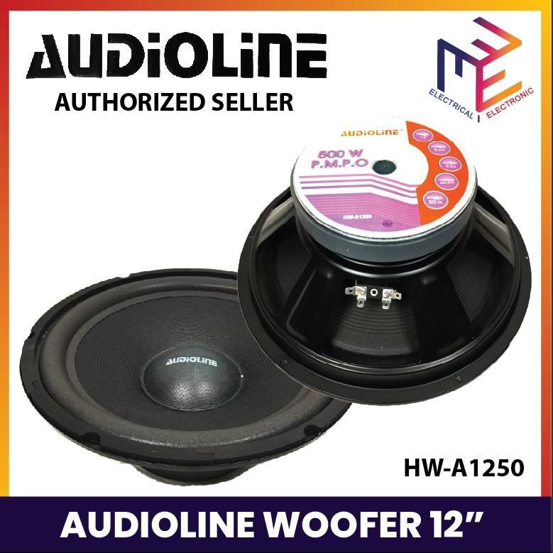 Audioline Professional Woofer Speaker 12