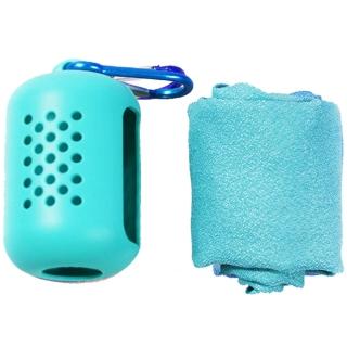 Microfiber Quick Drying Camp Sport Gym Beach Swim Travel Shower Bath Towel thumbnail