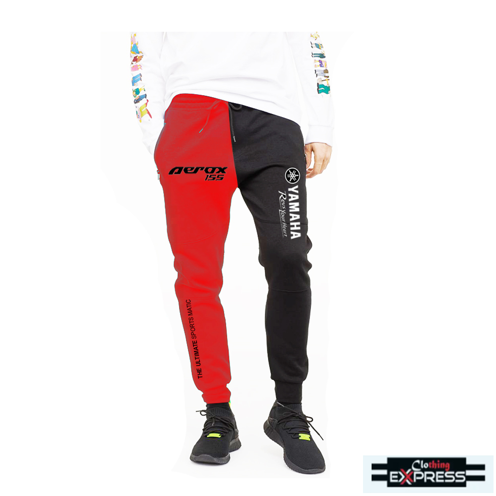 argumento cerrar Letrista  Yamaha Aerox 155 Customize Rider Jogger Sports Sweatpants Long Trousers Men  Clothing   Lazada PH