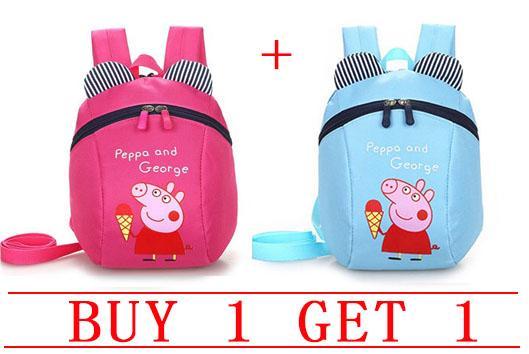 c89bc066b1ce7 Kids Character Peppa pig Bag