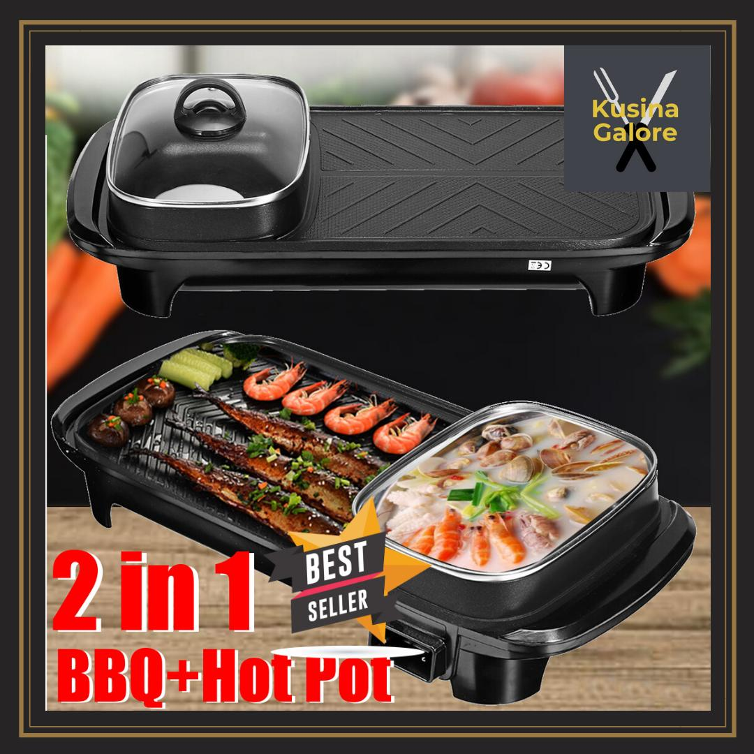 Electric Grill For Indoor
