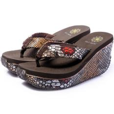 52805f01ff Wedge Sandals for sale - High Sandals for Women online brands ...