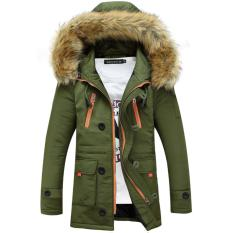 3d526e95abdf 2017 New Arrival Men and Women s High quality Winter Coat Couple s Coat  Thick Padded Jacket Korean
