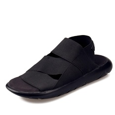 Gengego New Roman Youth Korean Slippers Summer Men Sandals Beach Sports And Leisure Shoes Men Shoes By Gengego.