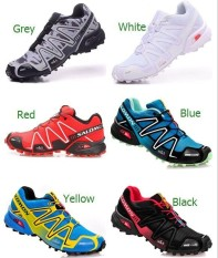 PHP 4.021 2018 Original Outdoor Hiking Breathable Shoes Salomonn Speed  Cross 3 Sneakers Women s Running Footwear ... f2c360a83d