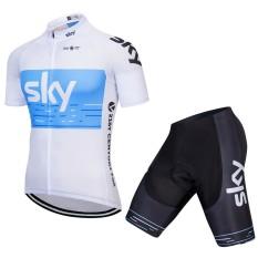 2018 SKY New Pro Bicycle Wear MTB Cycling Clothing Sets Bike Clothes  Uniform Cycling Shirt Summer d36088b0e
