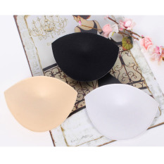 4d16bcbd96 3 Pair Sponge Removable Push Up Breast Bra Pads Inserts Replacement for  Swimsuit Bikini Strapless Dresses