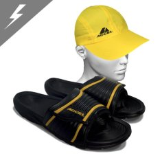 d62f13e5ad4d8a Murang Accel Mirage 2 Sports Sandals And Sports Cap By Accel Sports